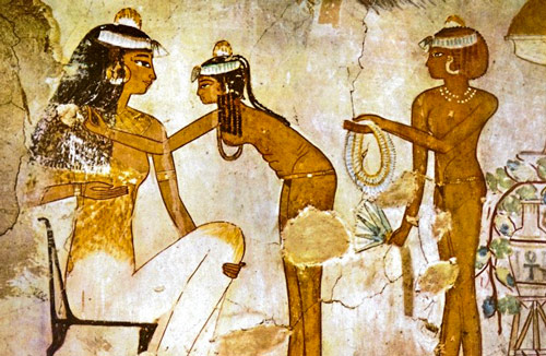 ancient egypt and cosmetology Beauty history: cosmetics in ancient greece we all want what we can't have i'm trying to also learn about ancient rome and egyptian cosmetics.